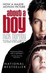 "Comparison of the Film and the Book ""About a Boy"" by Nick Hornby by Nick Hornby"
