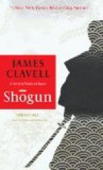 Shogun: Analysis of Characters by James Clavell