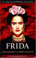 Frida Kahlo: the Sufferance of an Artist by