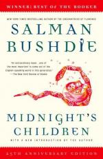 Ian Baucom and Midnight's Children, Wild Thorns, and Reading in the Dark by Salman Rushdie