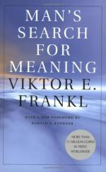 """Man's Search for Meaning"" Review by Viktor Frankl"