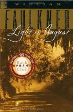Gail Hightower and Society in Light in August by William Faulkner