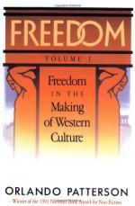 The Importance of Freedom by Orlando Patterson