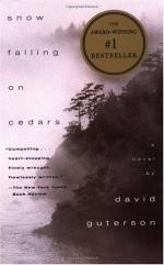 Snow Falling on Cedars - How the Three Main Characters Are Parallel to One Another by David Guterson
