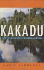 Uranium Mining in Kakadu by