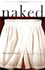 """Naked"" by David Sedaris by David Sedaris"