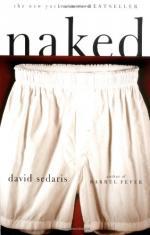 """""""Naked"""" by David Sedaris by David Sedaris"""