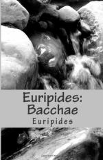 "Pentheus's Death in ""Bacchae"" by Euripides by Euripides"