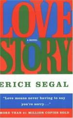 "The Influence of Marcie on Oliver's Life in ""Love Story"" by Erich Segal"