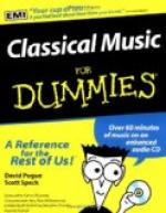 Effect of Classical Music on Intellectual Development by