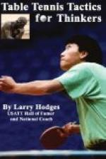 An Instructional Guide to Table Tennis by