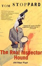 The Satirizing of Crime Fiction in The Real Inspector Hound by