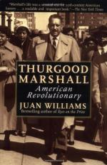 The Courage of Thurgood Marshall by