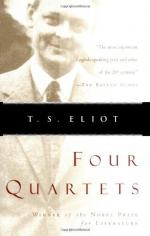 The Use of Figurative language in T.S. Elliot's Little Gidding by T. S. Eliot