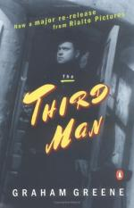 The Third Man - An Example of Film Noir by