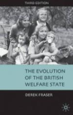 The British Welfare State by