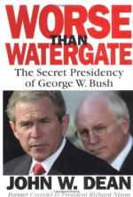 George Bush and the War on Terror by