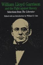 """William Lloyd Garrison: the Agitator"" by"