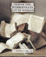 A Comparison of Tess of the D'urbervilles and the Europeans by Thomas Hardy