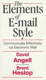 The Necessity of Email by