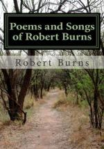 Robert Burns, The Scotch Bard by