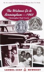 The Watsons Go to Birmingham, a Review by Christopher Paul Curtis