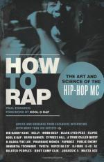 Lyrics in Modern Rap Music by