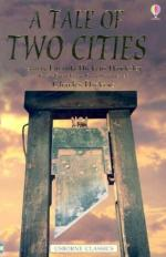 "Irony in the Novel ""Tale of Two Cities"" by Charles Dickens"