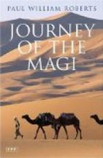Analysis of the Journey of the Magi by