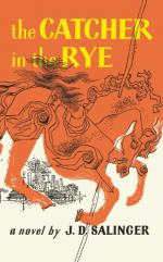 Catcher in the Rye and at Woodward's Gardens; a Comparison by J. D. Salinger