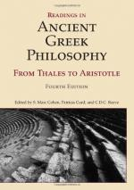 Ancient Greek Philosophy by