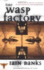 Exploration of the Common Ground Occupied by the Metamorphosis and the Wasp Factory. by Iain Banks