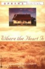 Where the Heart Is - Highlights and Personal Opinion by Billie Letts