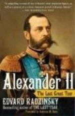Reforms During Alexander II's Reign by