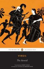 Aneid Character Analysis of Aeneas First Three Books by Virgil