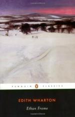 Ethan Frome, the Issue of Money by Edith Wharton