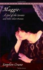 Symbolism in Maggie: A Girl of the Streets by Stephen Crane