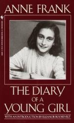 Anne Frank and Elie Wiesel by Anne Frank
