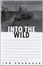 Into the Wild by Jon Krakauer by Jon Krakauer