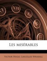 Les Miserables by Victor Hugo by Victor Hugo