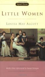 """little Women"" by Lousia May Alcott by Louisa May Alcott"