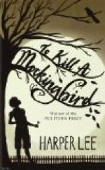 "Scout in ""To Kill a Mockingbird"" by Harper Lee"