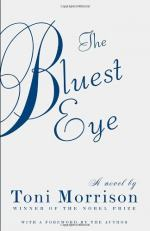 "Shame of Appearance in ""The Bluest Eye"" by Toni Morrison"