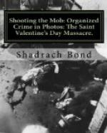 "Events of the ""Saint Valentine's Day Massacre"" by"