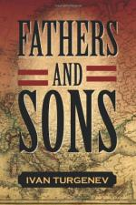 Analysis of Bazarov in Fathers and Sons by Ivan Turgenev