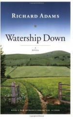 Watership Down Vs. the Wonderful Wizard of Oz by Richard Adams