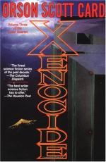 Book Report on Xenocide By Orson Scott Card by Orson Scott Card