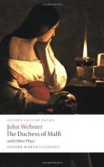 """ There Are Too Many Inconsistencies in Webster's Plays. Do You Agree? by John Webster"