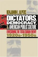 The Rise of Totalitarian Dictatorships by