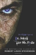 Dr. Jekyyl and Mr. Hyde, Psychological Novel by Robert Louis Stevenson
